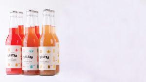 Råstad Kombucha i flaske